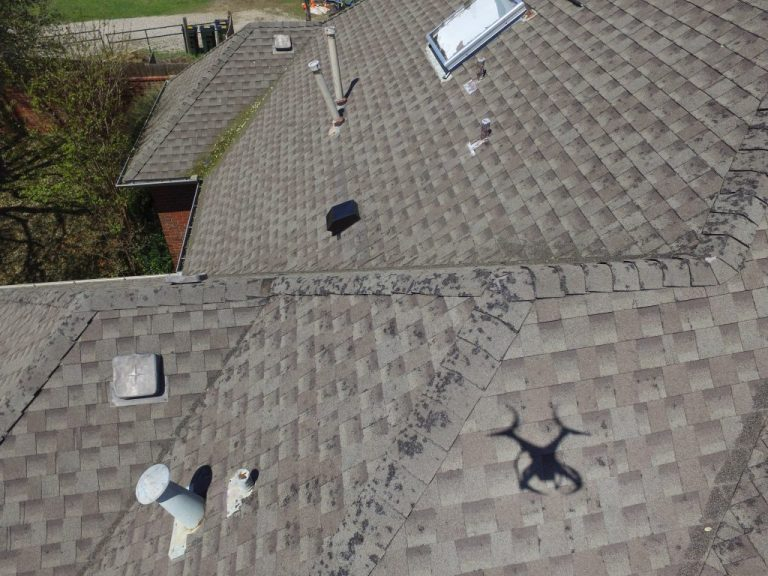 Drone Roof Inspection