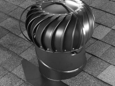 Roof Ventilator Install